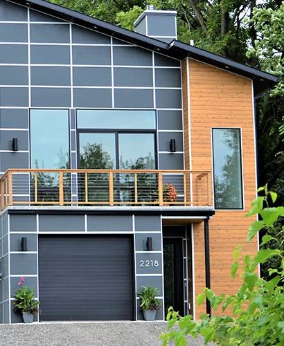 aluminium garage doors liste princes