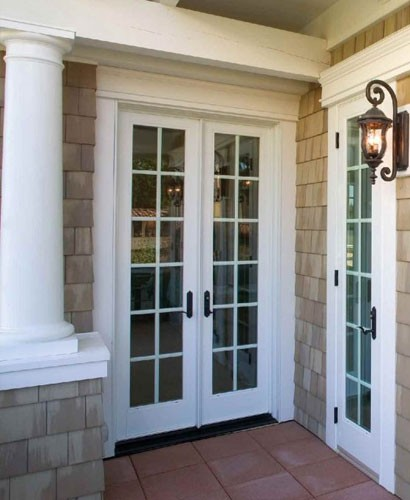 Cottage Pane Doors