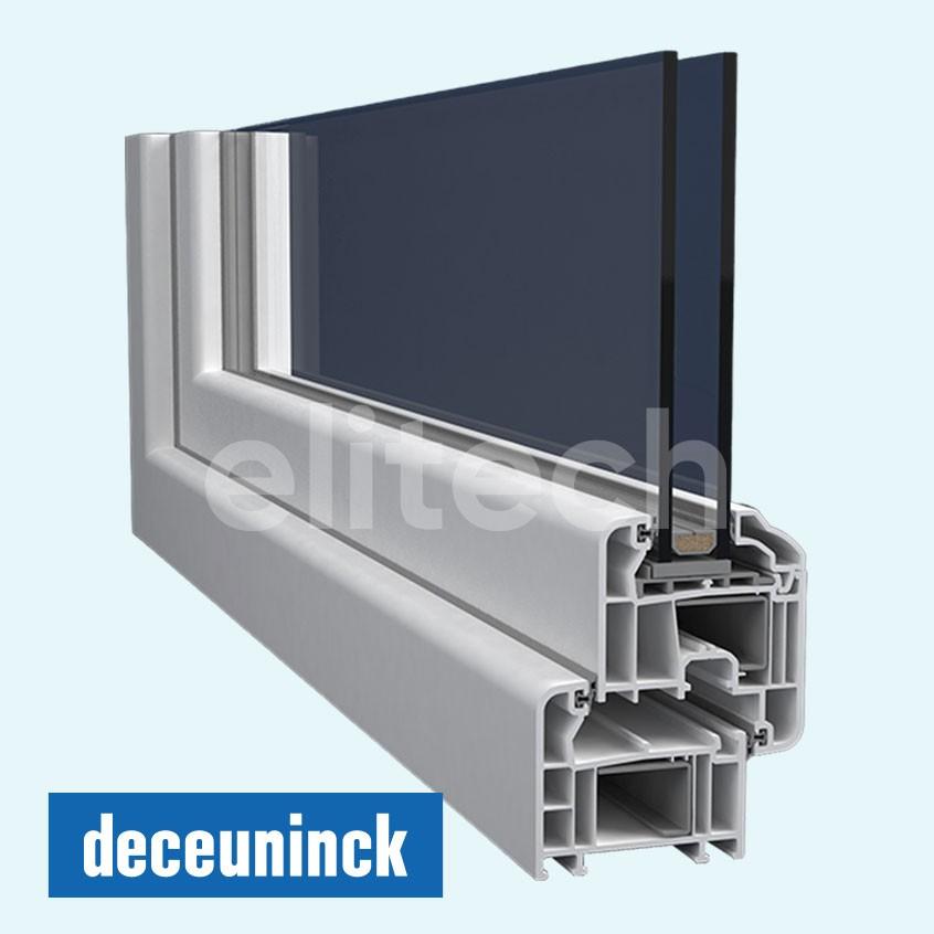 Deceuninck uPVC Zendow Systems