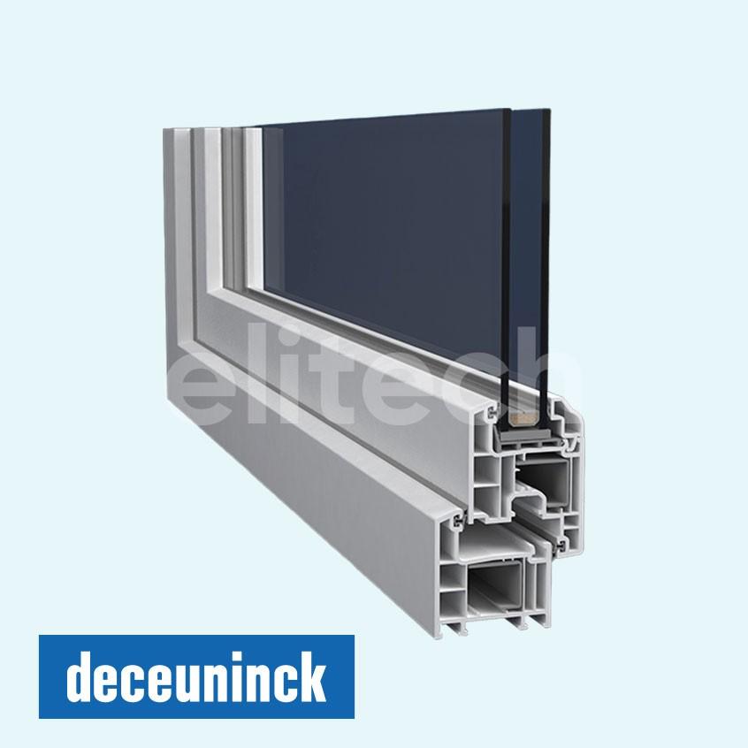 Deceuninck uPVC Everest Max Systems
