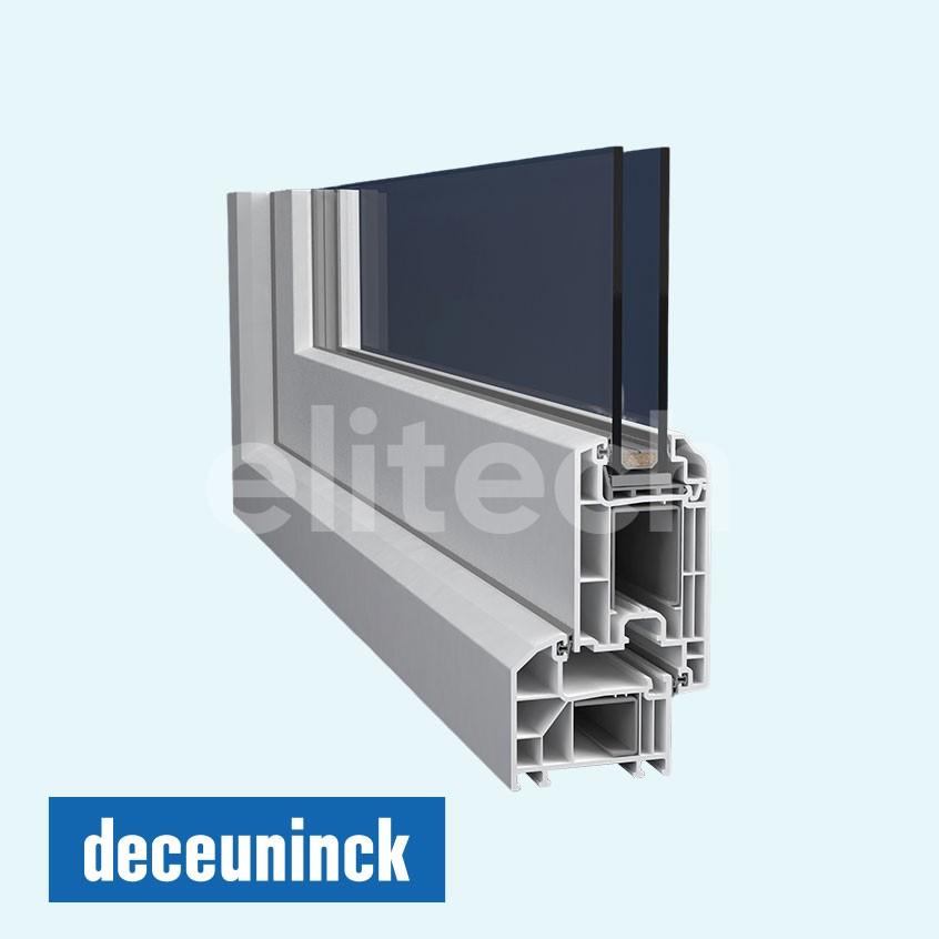 Deceuninck uPVC Fusion Systems