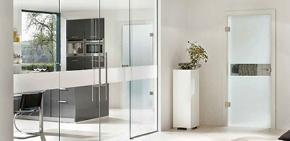 How To Choose The Correct Frameless Aluminum Glass Doors For Home