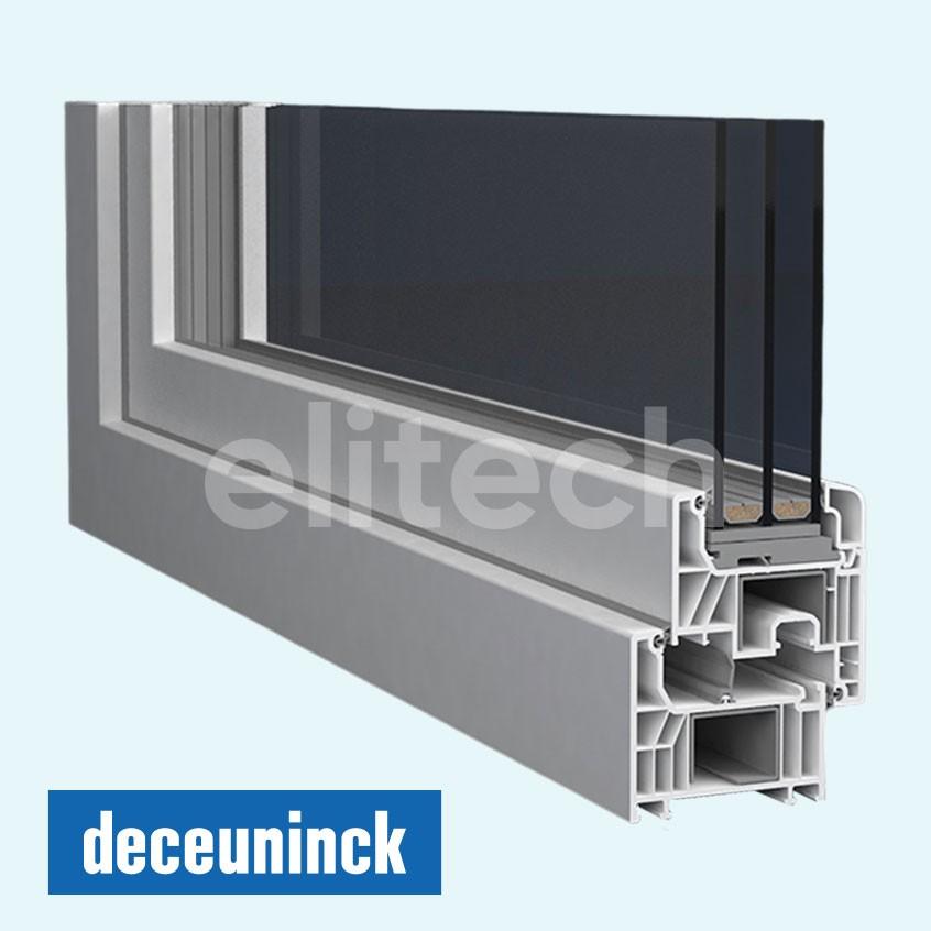 Deceuninck uPVC Legand Systems