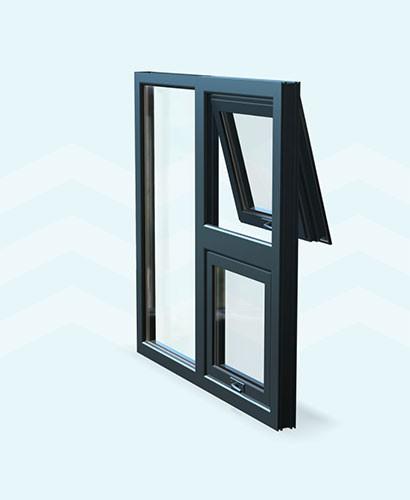 Top Hung Window TH 120x120