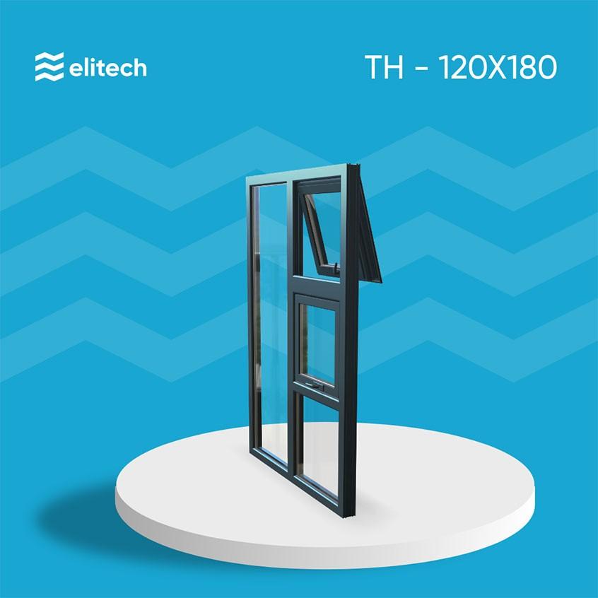 Top Hung Window TH 120x180