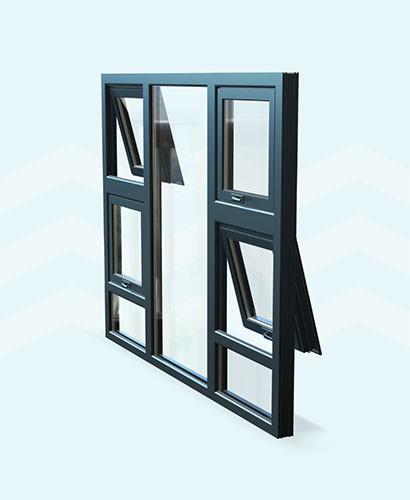 Top Hung Window TH 180x150