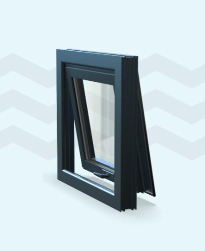 Top Hung Window TH 60x60