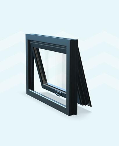 Top Hung Window TH 90x60
