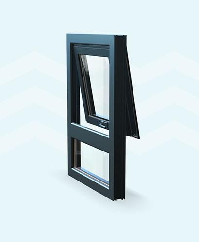 Top Hung Window TH 90x90