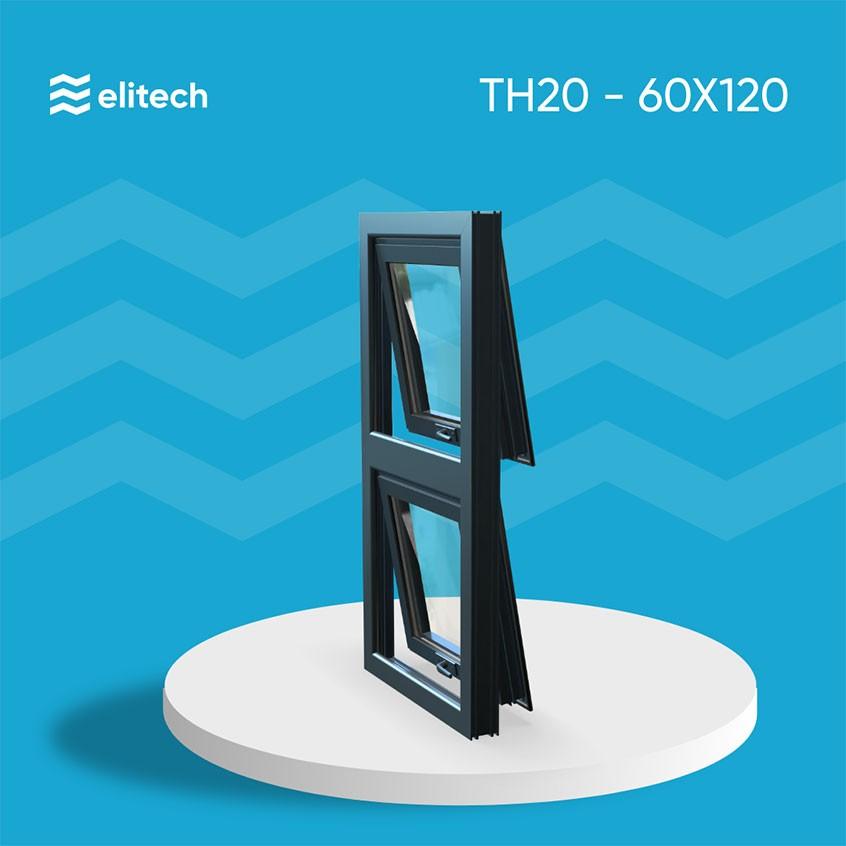 Top Hung Window TH20 60x120