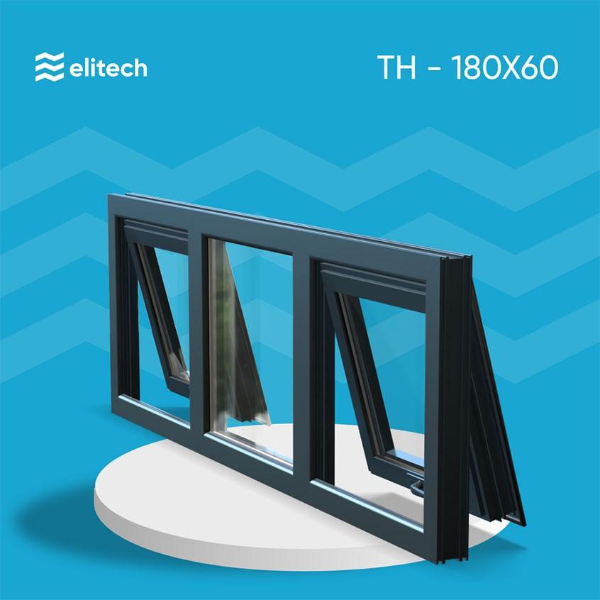 Top Hung Windows TH 180x60