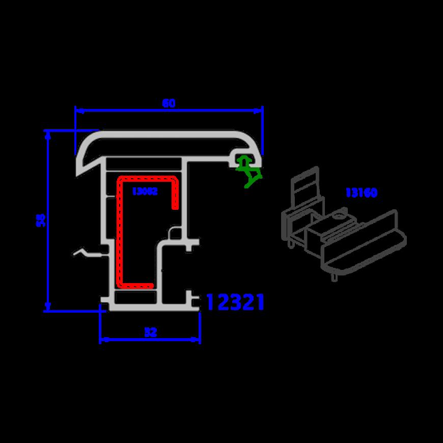 upvc window everest max technical drawings 1