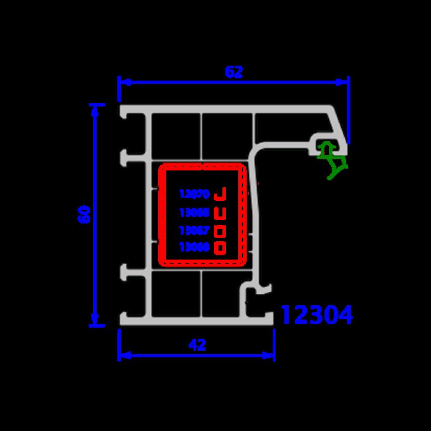 upvc window everest max technical drawings 13
