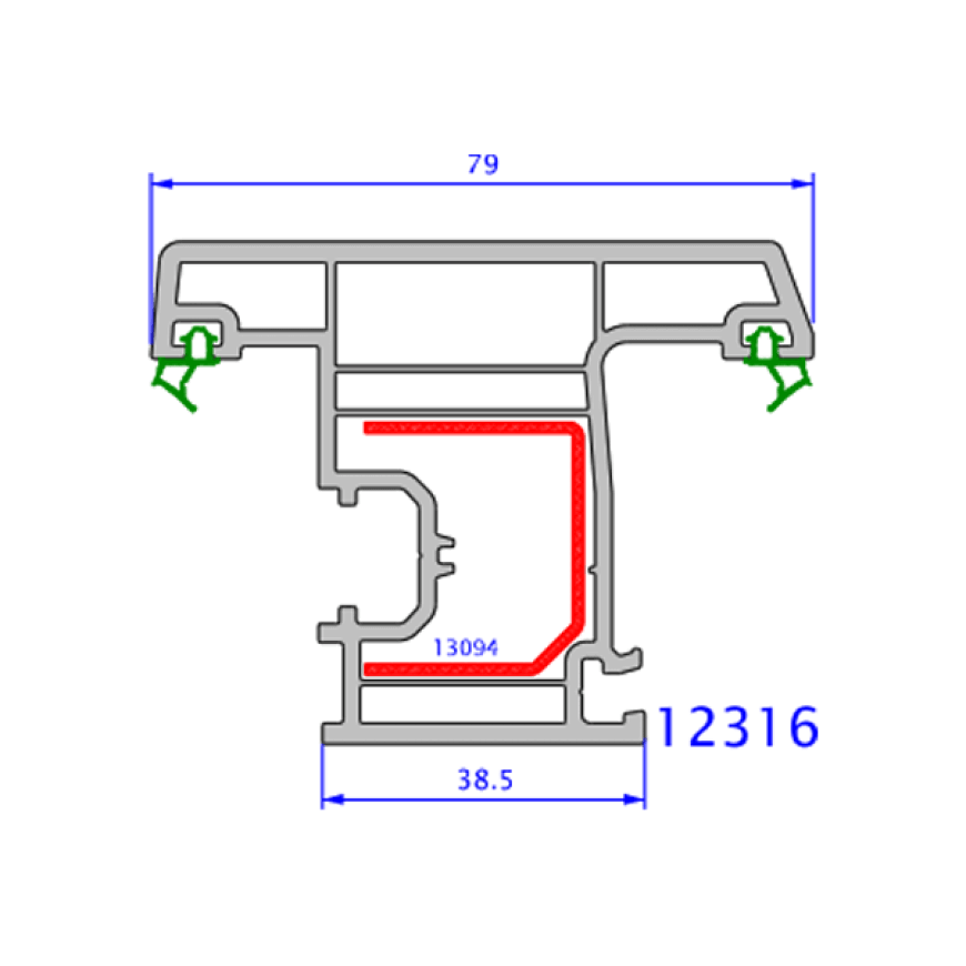 upvc window everest max technical drawings 18