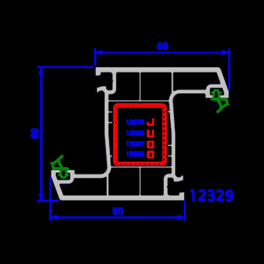 upvc window everest max technical drawings 19