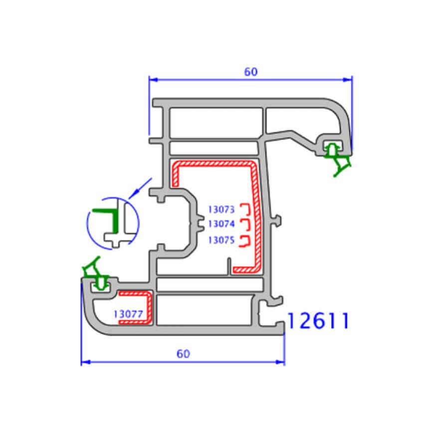 upvc window zendow deluxe technical drawings 5