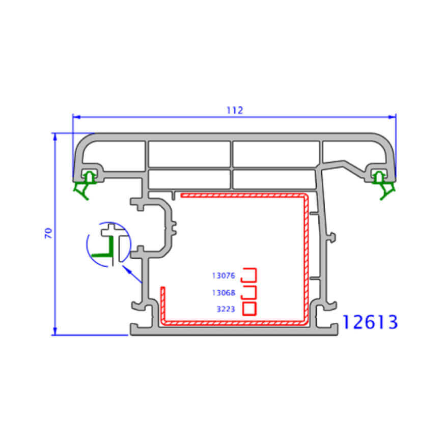 upvc window zendow deluxe technical drawings 6