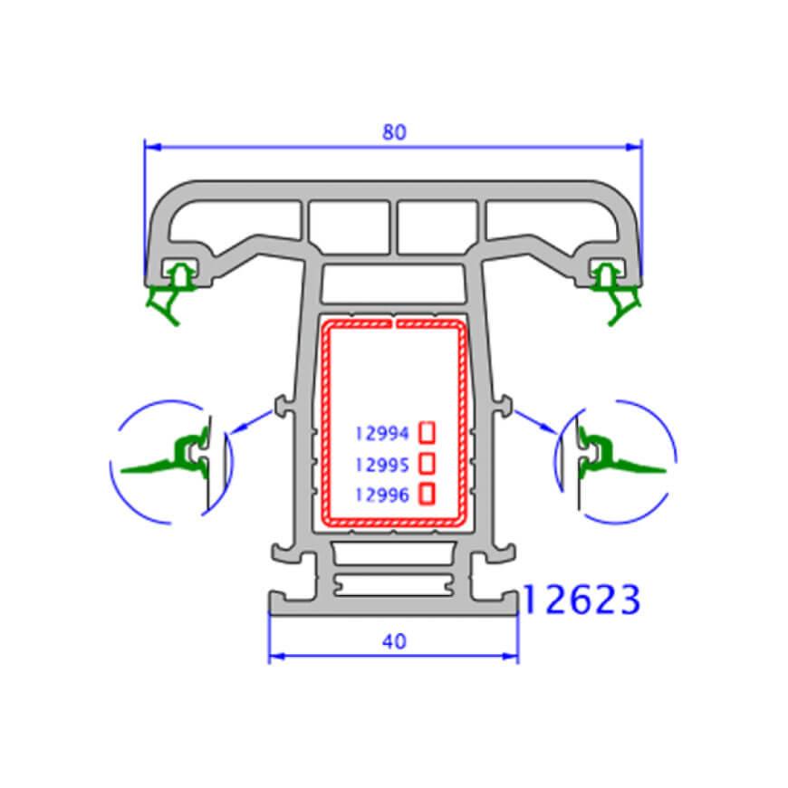 upvc window zendow plus technical drawings 4