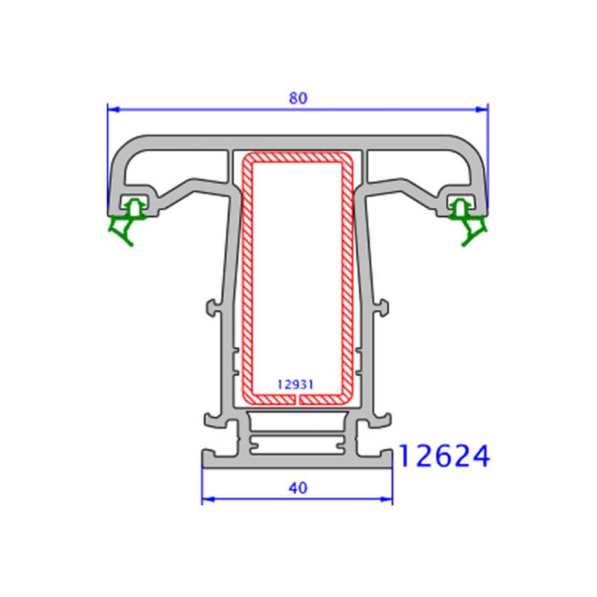 upvc window zendow plus technical drawings 6