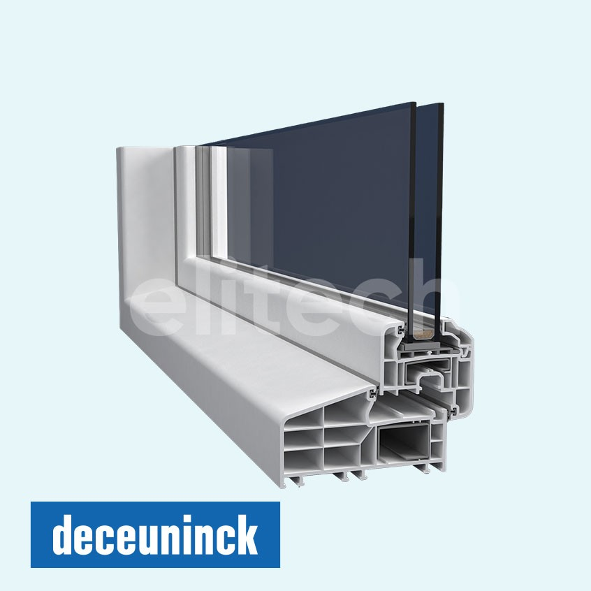 Deceuninck uPVC Zendow Deluxe Systems