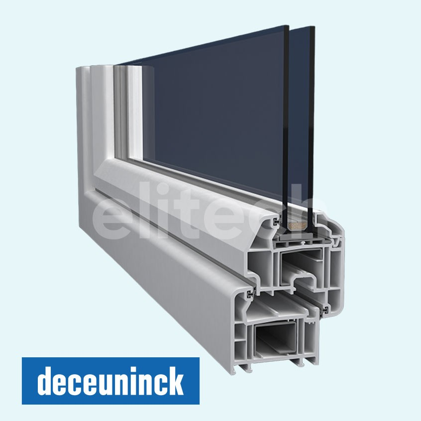 Deceuninck uPVC Zendow Plus Systems